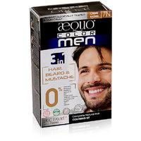 Aequo Color Men 7N Creme Brown Organic Hair Colour Kit - 160ml