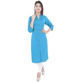 Women Designer Party Wear Cotton kurtis