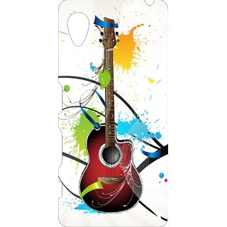 Sony Xperia X Printed Cover By KoolBug