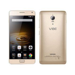 Lenovo Vibe P1 Turbo Smart Phone (Dual Sim, 5  Screen Size, Lollipop, Octa Core Processor, 16 MP Primary Camera, 3 GB RAM, Upto 128 GB Expandable, Full HD, Dual LED)