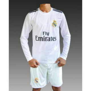 Dinnar fashion long sleeves white real ( 38 inches )