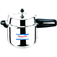 Butterfly Blue Line 10 Litre Pressure Cooker