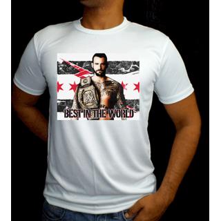 CM Punk WWE T-shirt