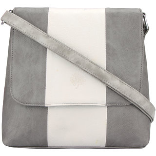 Vogue Tree Gray Casual Sling Bags