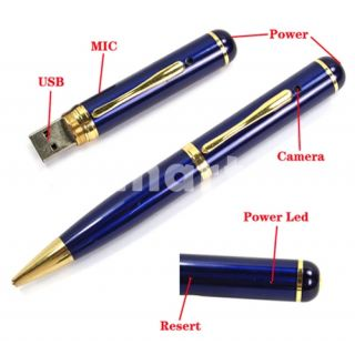 Mini 32gb Inbuilt Pen Camera Best Quality