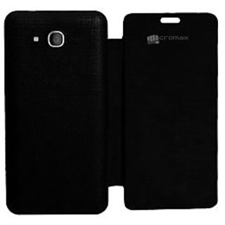 Micromax A67 flip cover available at ShopClues for Rs.220