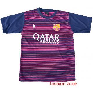 New pink and blue barsanola football Jersey