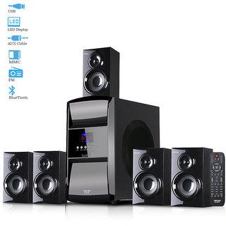 Truvison SE- 6045 BT 5.1 Multimedia Speaker with Bluetooth USB FM AUX MMC
