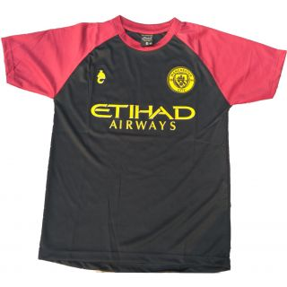 Dinnar fashion man city multi color football jersey