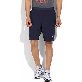 Dinnar fashion dark blue sports short