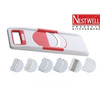6 IN 1 VEGETABLE AND FRUIT NEATWELL SLICER MAKER MULTI PURPOSE