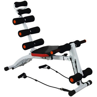 ibs heavy duty  imported six pack care 22 in 1  gym ab rocket twister home fitness body gym zone flex six pack ab