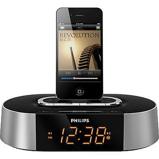 Philips AJ7030D/12 Alarm Clock Radio iPhone/iPod Dock