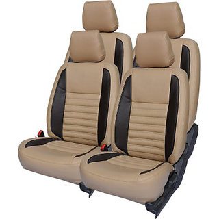 VINI'S PU LEATHER CAR SEAT COVER FOR POLO