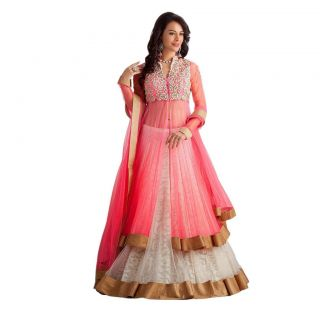 Salwar Soul Pink Panther Lehenga Choli For Girls For Specail Uses In wedding, Party Wear