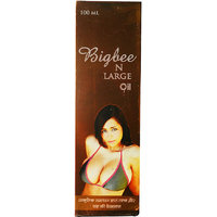 Bigbee N Large Oil (For Tightening, Upliftment & Shapping Of Breast)