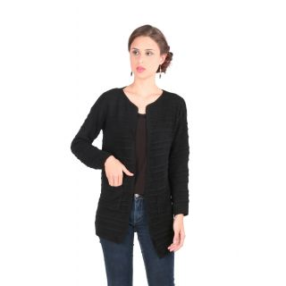 Remanika Women's Black Sweaters