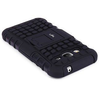 Superb Quality Defender Armor Dual Shockproof Back Case Samsung Core 2