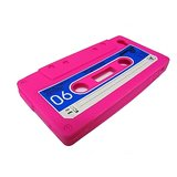Kolorfish ICassette IPhone Case For IPhone 4 & 4S (PINK)