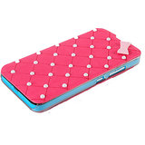 Kolorfish IBeauty Flip Case For IPhone 4/4S (HOT PINK)