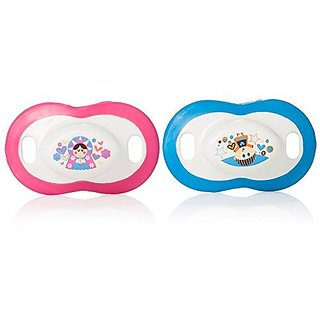 Evenflo Feeding 2-pk. Distroller Pacifiers