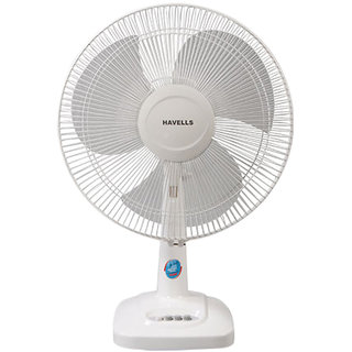 Havells 400 Mm Table Fan Velocity Neo Grey available at ShopClues for Rs.2037