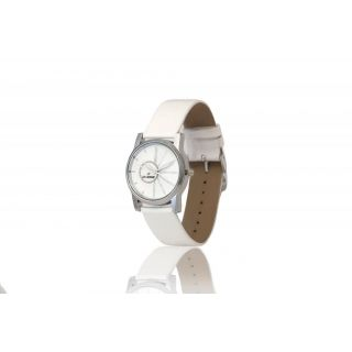 Dezine's DZ-LR011-WHT-WHT Analog Women's Watch
