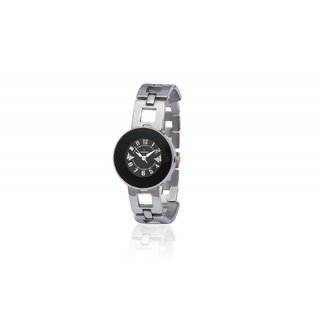 Dezine's DZ-LR016-BLK-CH Analog Women's Watch