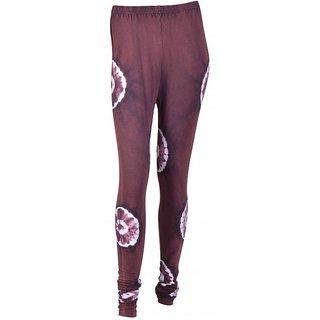 SUNDARAM Girls Cotton Leggings (SACTD0037 Multi-Coloured)
