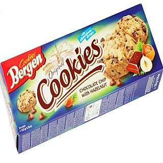 Bergen Chocochip cookies with Hazelnut available at ShopClues for Rs.425