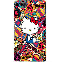 Snooky Kitten Digital Print Hard Back Case Cover For Sony Xperia Z D9926