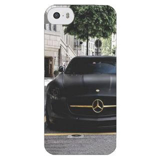 Stubborne Multicolor SLS AMG Merc3D Printed Apple Iphone 5C Back Cover / Case