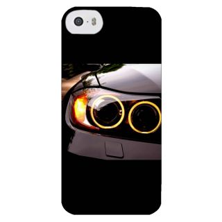 Stubborne BMW M3 Headlights Multicolor 3D Printed Apple Iphone 5C Back Cover / Case