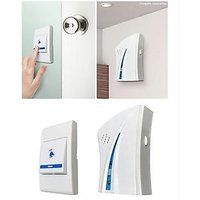Cordless Wireless Door Bell With Remote