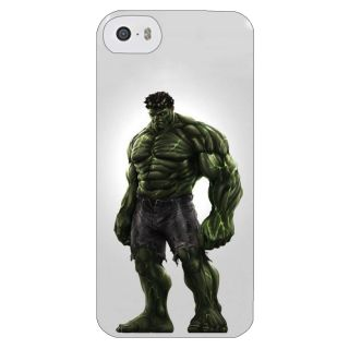 Stubborne Angry Hulk Multicolor 3D Printed Apple Iphone 5C Back Cover / Case