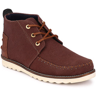 Wonker Brown MenS Boots