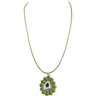 Vidhya Kangan Gold Necklace Set For Women-nec2215