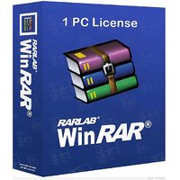 WinRAR -THE FILE ARCHIEVER Single User licence (Digital Delivery)