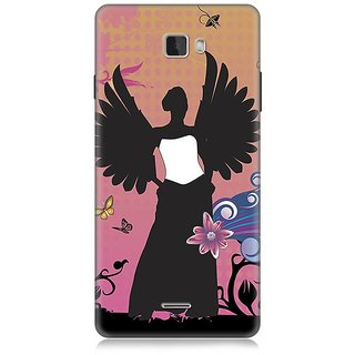 7Continentz Designer back cover for Coolpad Dazen 1