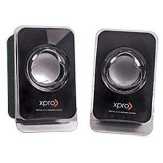 Xpro Speaker 2.0 XP-520 Black