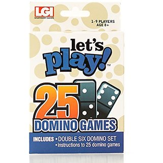 Lets Play 25 Domino Games