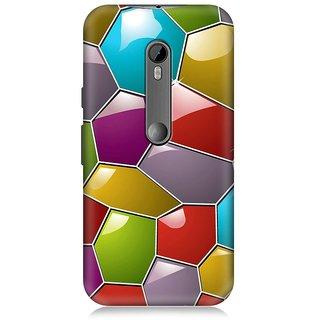 7Continentz Designer back cover for Motorola Moto G3 3rd Gen