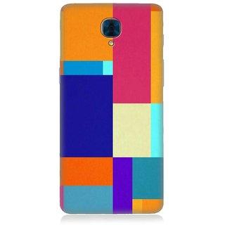 7Continentz Designer back cover for OnePlus 3