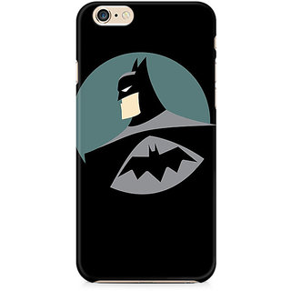 Zenith Batman Bond Style Premium Printed Mobile cover For Apple iPhone 6/6s