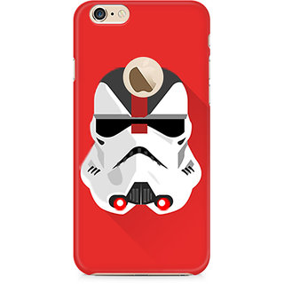Zenith Imperial Jump Trooper Premium Printed Mobile cover For Apple iPhone 6/6s with hole