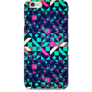 Zenith Abstract Wookmark Premium Printed Mobile cover For Apple iPhone 6/6s