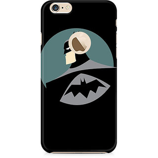 Zenith Batman Bond Style Premium Printed Mobile cover For Apple iPhone 6/6s with hole