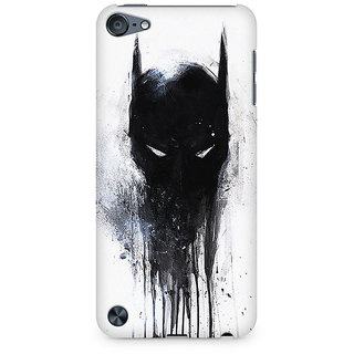 Zenith Fading Batman Mask Premium Printed Mobile cover For Apple iPod Touch 5