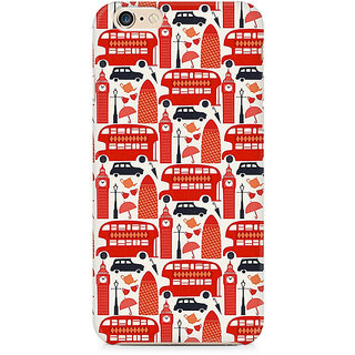 Zenith Travel In London Premium Printed Mobile cover For Apple iPhone 6/6s