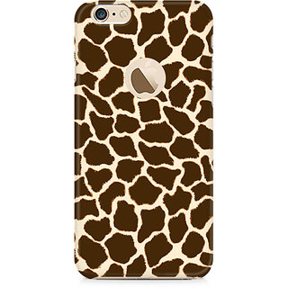 Zenith Cheetah Print Premium Printed Mobile cover For Apple iPhone 6/6s with hole
